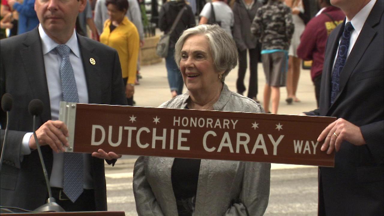 dutchie carey