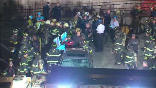 "<div class=""meta image-caption""><div class=""origin-logo origin-image none""><span>none</span></div><span class=""caption-text"">There was a large gas explosion during a construction project at JFK High School in the Marble Hill section of the Bronx. (WABC Photo/ WABC)</span></div>"