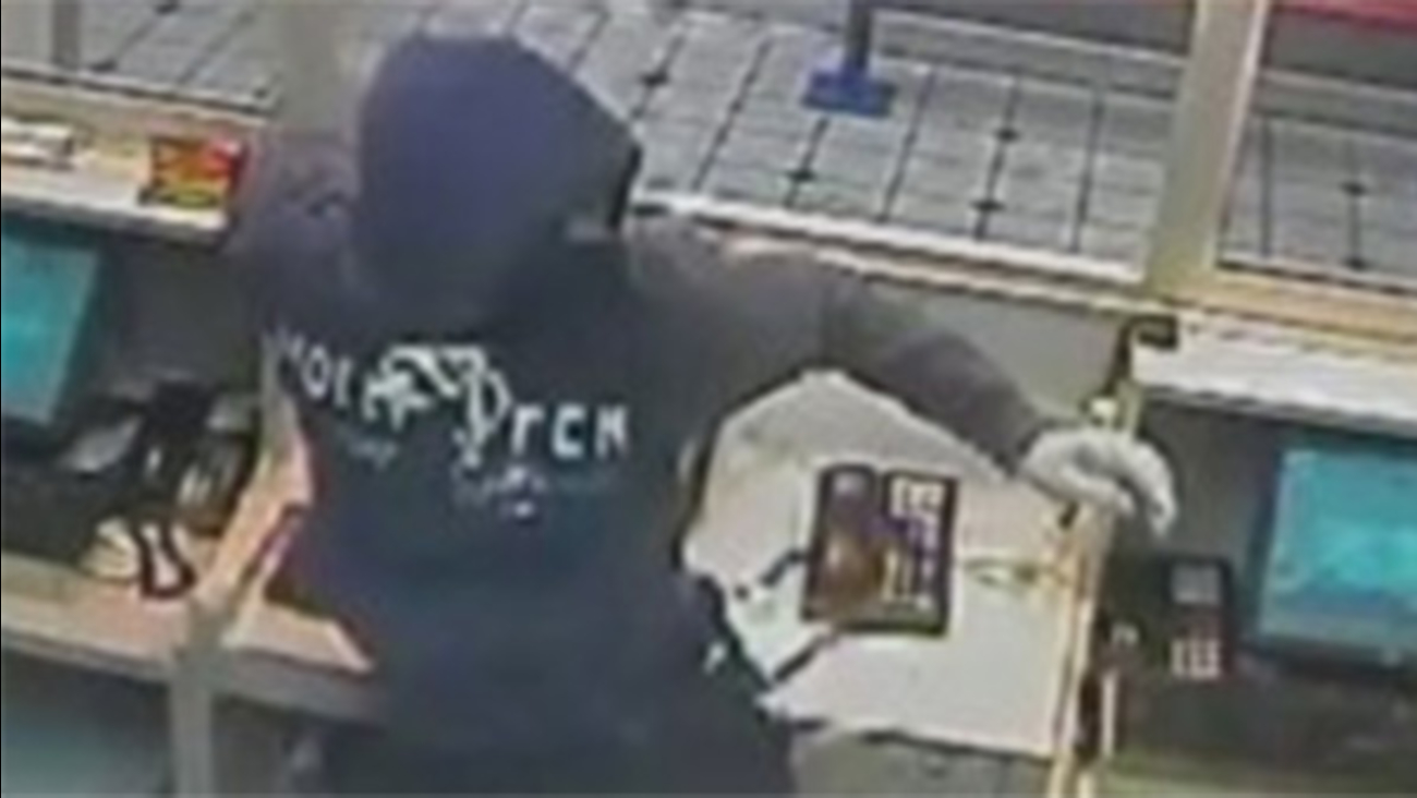 Domino's pizza robbery in Hunting Park