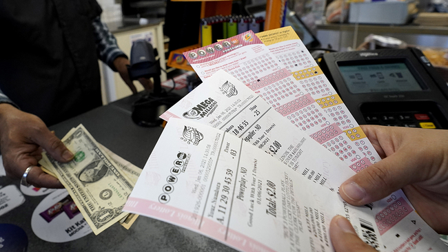 Mega Millions jackpot at $750M for winning numbers drawing ...