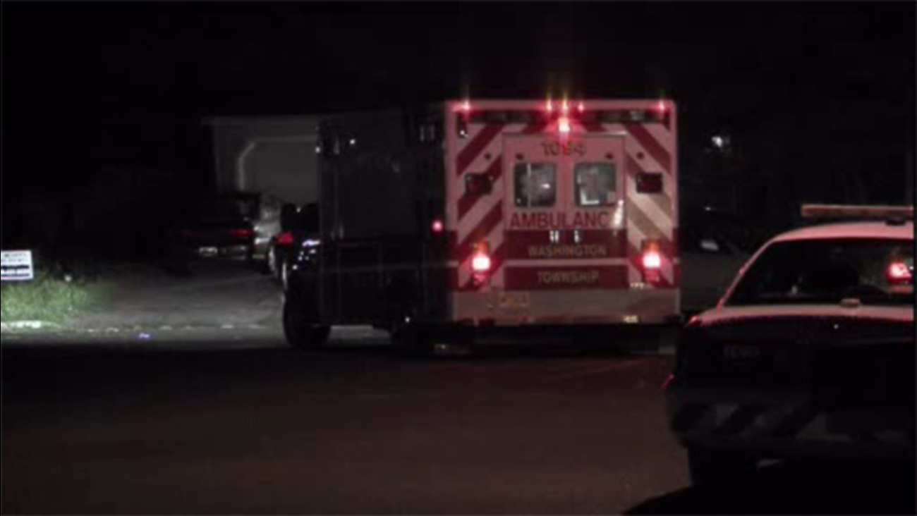 Man rescued from pool in Washington Township