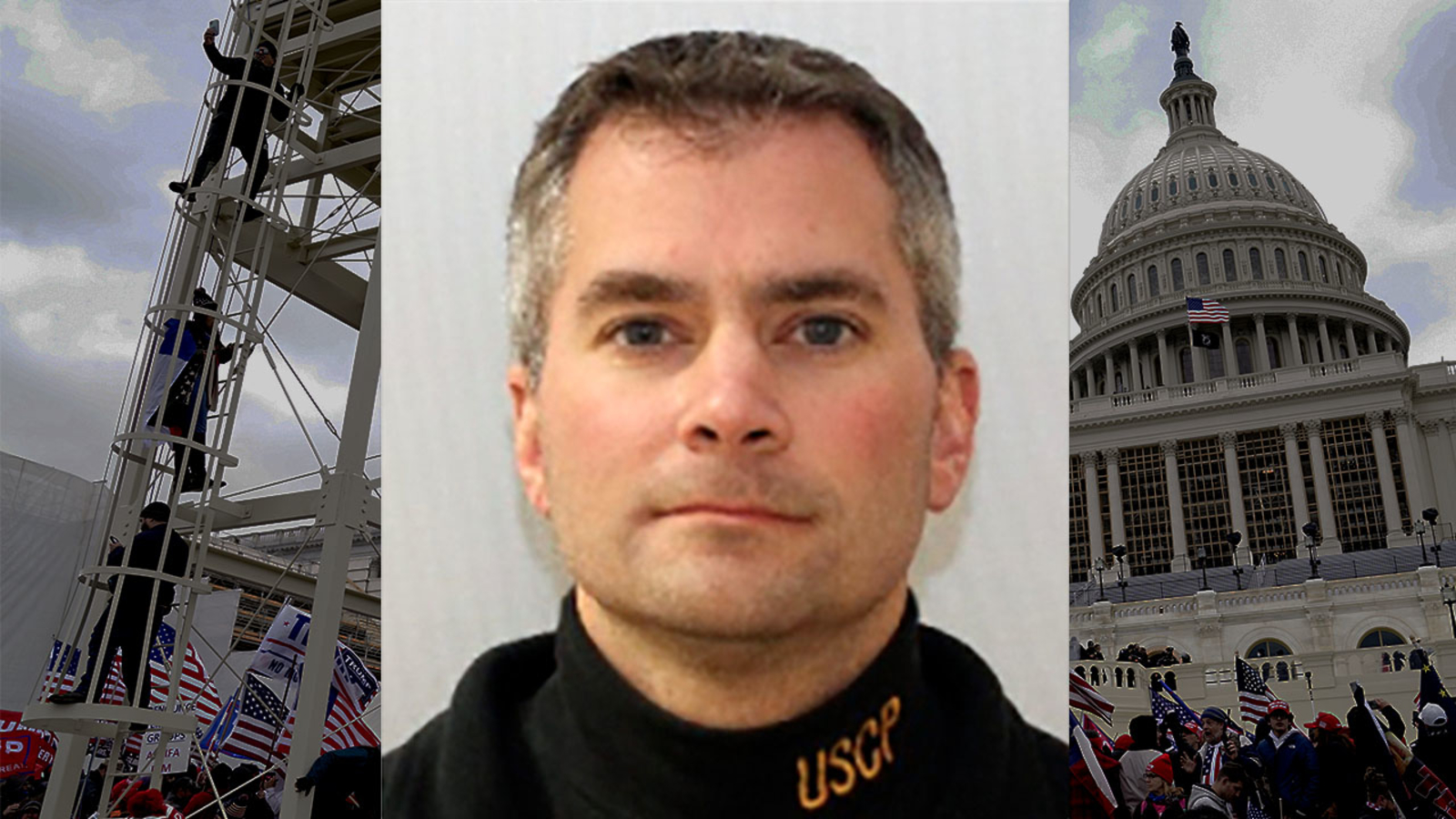 Slain Capitol Police Officer Brian Sicknick to Lie in Honor in Capitol Rotunda