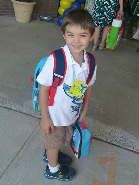 """<div class=""""meta image-caption""""><div class=""""origin-logo origin-image none""""><span>none</span></div><span class=""""caption-text"""">Students, parents and teachers from across the ABC11 viewing area share their back to school pictures (Photo/Eyewitness photo)</span></div>"""