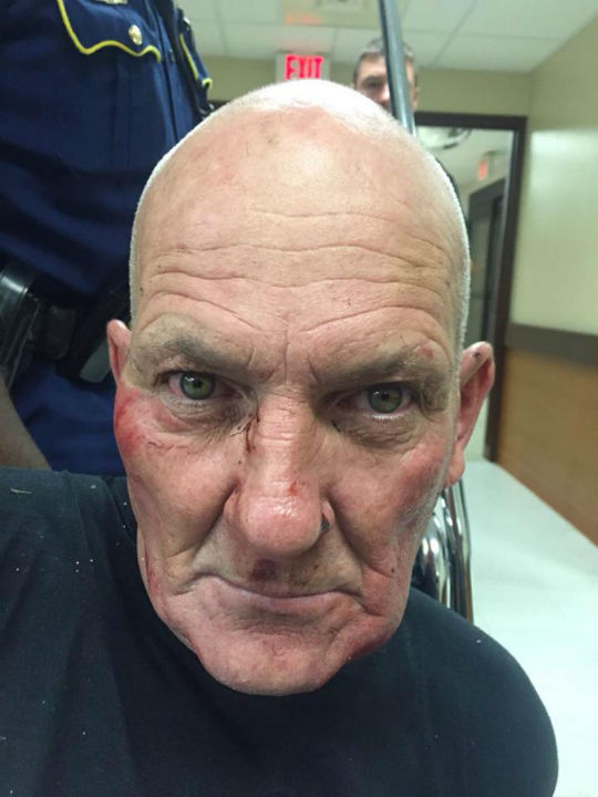 "<div class=""meta image-caption""><div class=""origin-logo origin-image none""><span>none</span></div><span class=""caption-text"">Kevin Daigle, 54, is charged with attempted murder of a police officer. Trooper Vincent was arresting him for suspected drunk driving.</span></div>"