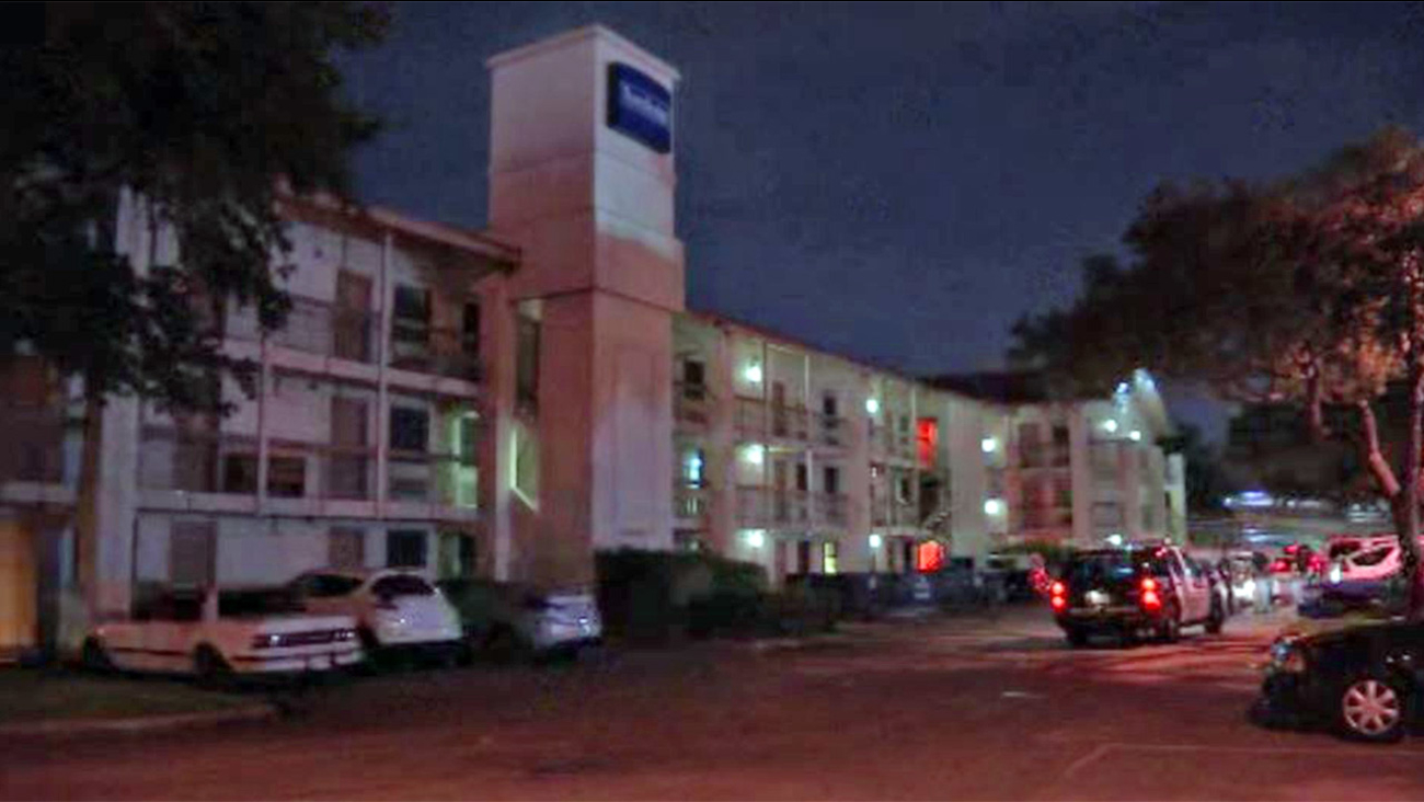 Travelodge in southeast Houston