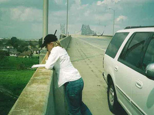 "<div class=""meta image-caption""><div class=""origin-logo origin-image none""><span>none</span></div><span class=""caption-text"">ABC-13 reporter Jessica Willey reported on the destruction left behind by Hurricane Katrina in New Orleans (Photo/KTRK Photo)</span></div>"