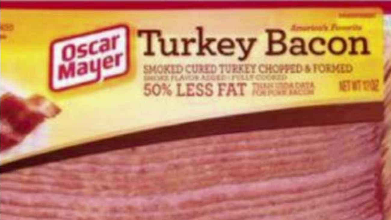 """Kraft Heinz is recalling more than 2 million pounds of Oscar Mayer turkey bacon products because it could spoil before the """"Best When Used By"""" date."""