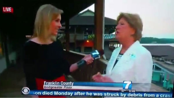 """<div class=""""meta image-caption""""><div class=""""origin-logo origin-image none""""><span>none</span></div><span class=""""caption-text"""">An on air screen shot shows reporter Alison Parker conducting an interview seconds before she was shot and killed. (Photo/CNN Photo)</span></div>"""