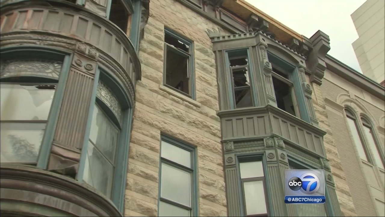 Second City offices destroyed by fire