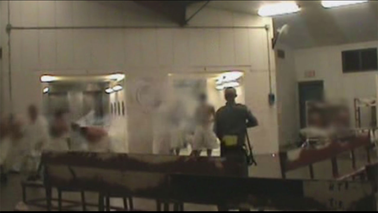 Tdcj Several Mistakes Made When Tear Gas Was Shot In Jail Dorm