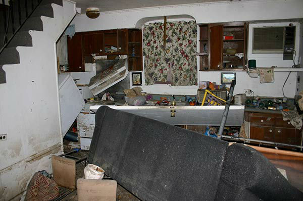 """<div class=""""meta image-caption""""><div class=""""origin-logo origin-image none""""><span>none</span></div><span class=""""caption-text"""">We returned to the Miller's home 6 months later and found it abandoned, still covered with mud and mold from the flooding.  We could find no signs that they had ever returned. (WPVI Photo)</span></div>"""