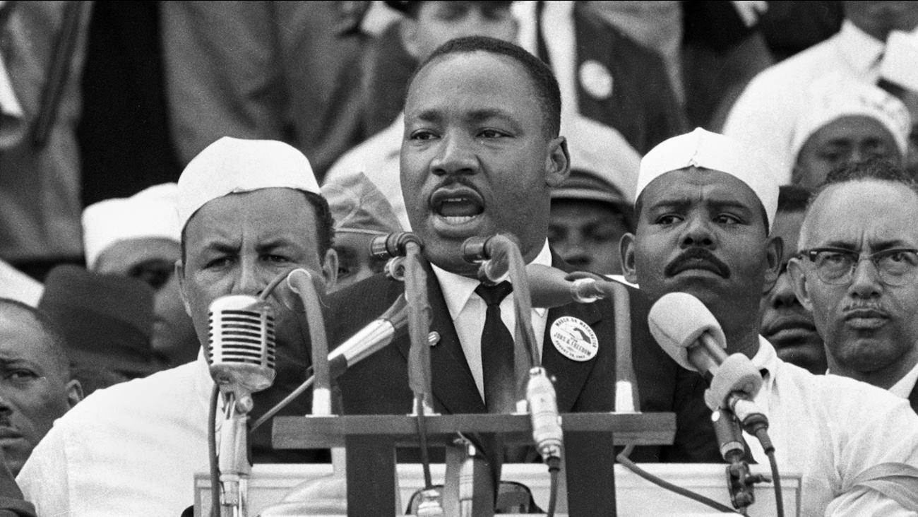 Never Before Heard Recording Of Mlk S I Have A Dream Speech