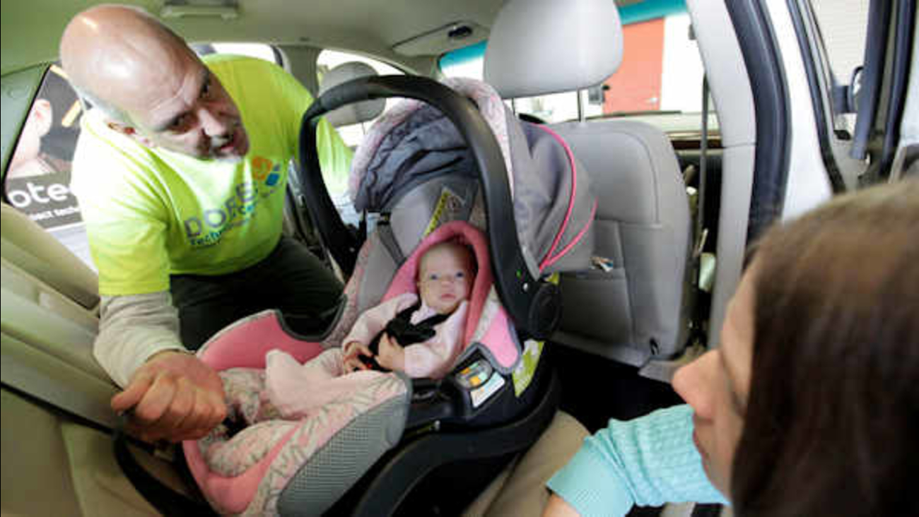 New Car Seat Regulations Take Effect In Jersey On September 1