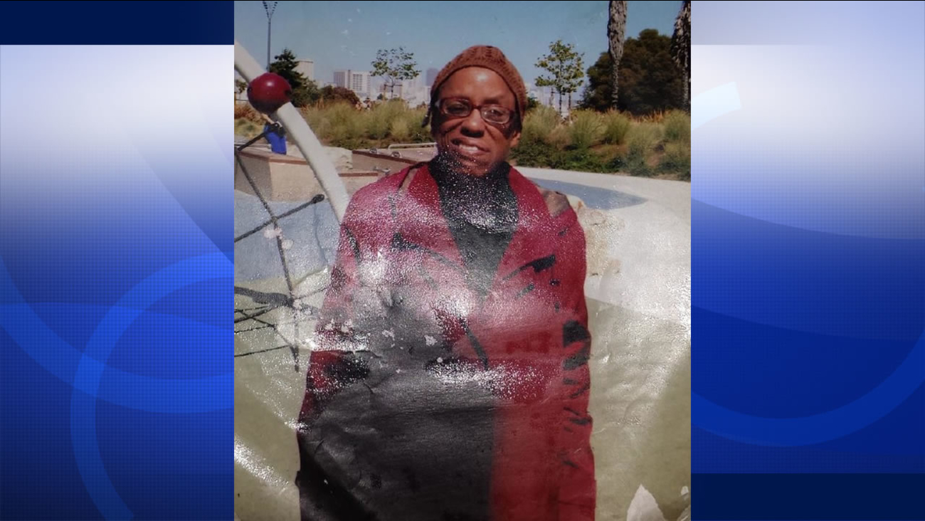 Police asked the public to help find 55-year-old Valerie Byrd, who was last seen in San Francisco on Thursday, August 27, 2015. She was found two days later by a concerned citizen.