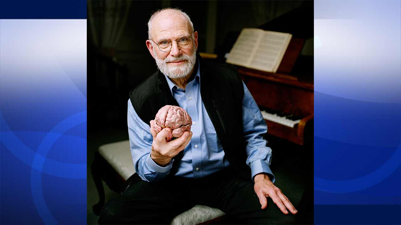 'Awakenings' author and neurologist Oliver Sacks died Sunday, Aug. 30, 2015 at his home in New York City. He was 82.