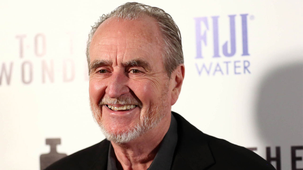 "Wes Craven arrives at the premiere of ""To The Wonder"" hosted by FIJI Water on Tuesday, April 9, 2013 in Los Angeles."