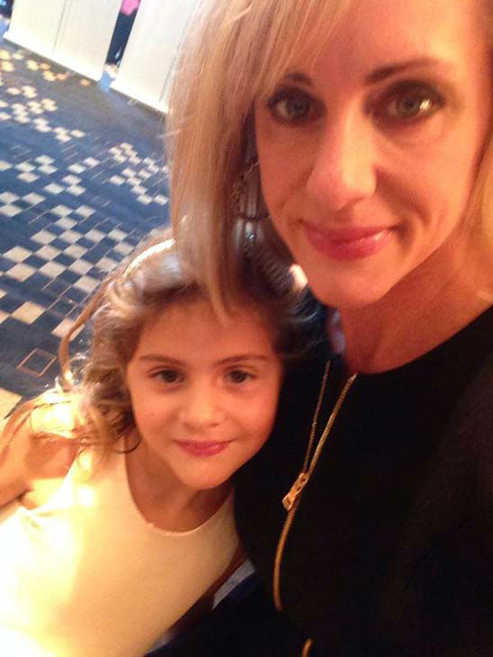 """<div class=""""meta image-caption""""><div class=""""origin-logo origin-image none""""><span>none</span></div><span class=""""caption-text"""">Jessica Willey and her daughter attended the event too (KTRK Photo)</span></div>"""