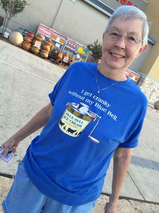 """<div class=""""meta image-caption""""><div class=""""origin-logo origin-image none""""><span>none</span></div><span class=""""caption-text"""">Blue Bell ice cream hit store shelves early Monday morning after a four-month hiatus (KTRK Photo/ #abc13eyewitness)</span></div>"""
