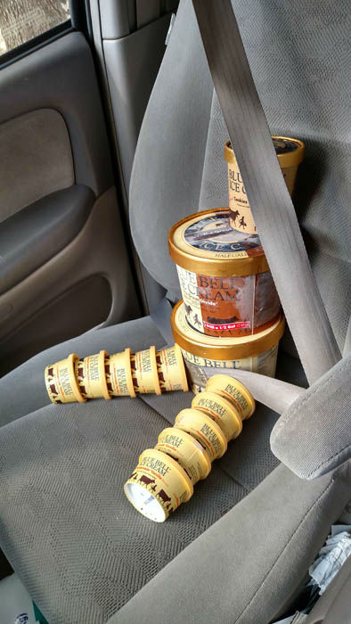 """<div class=""""meta image-caption""""><div class=""""origin-logo origin-image none""""><span>none</span></div><span class=""""caption-text"""">These are some of your Blue Bell photos now that the ice cream is back in Houston stores (Photo/iWitness Reports)</span></div>"""