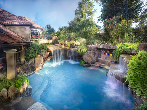 PHOTOS: Check out these amazing staycation backyard ... on Dream Backyard Ideas id=97986