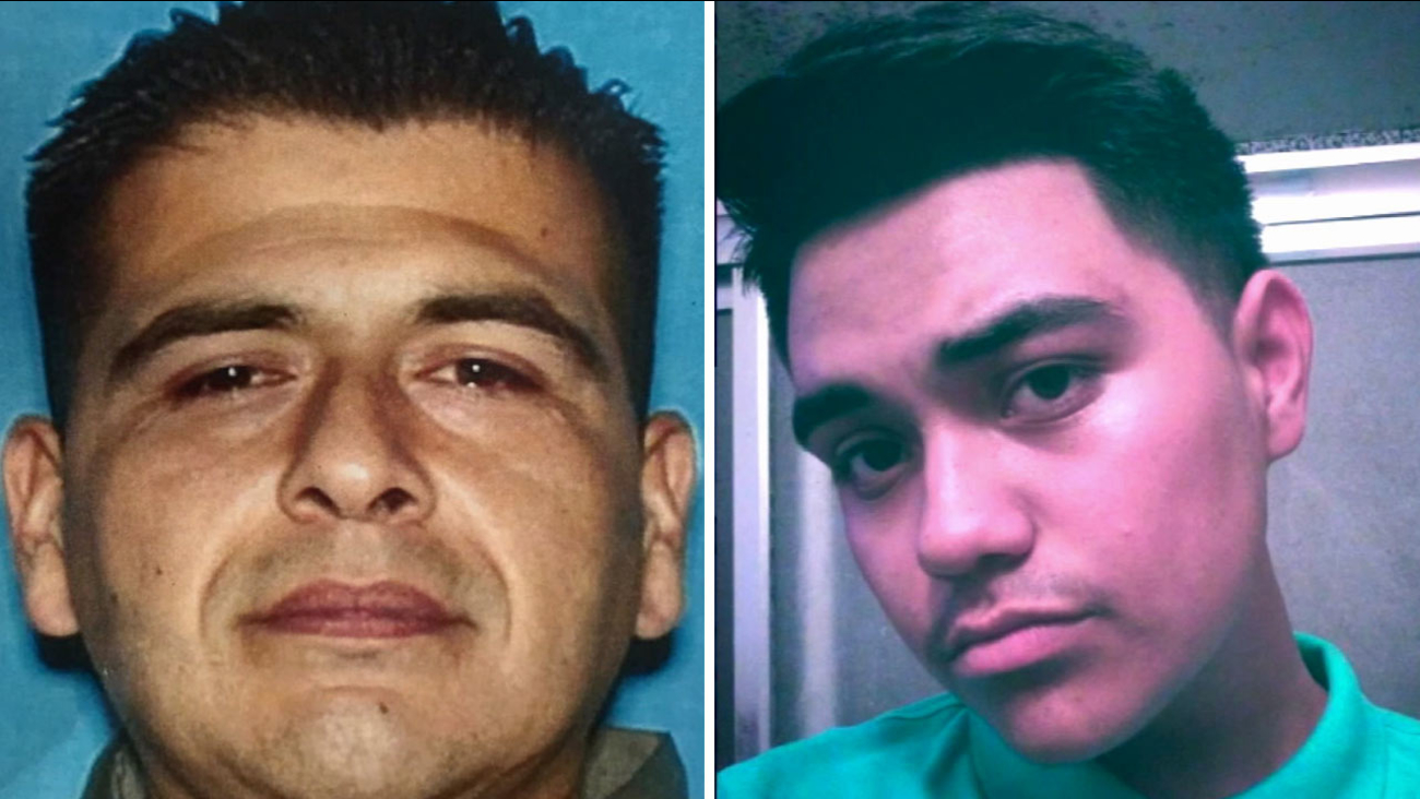 Carlos Garcia, 36, is shown in an undated DMV photo. He is wanted as a person of interest in a hit-and-run crash that killed Joshua Maldonado, 17, on Saturday, Aug. 29, 2015.