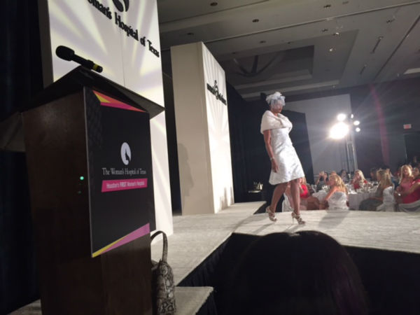 "<div class=""meta image-caption""><div class=""origin-logo origin-image none""><span>none</span></div><span class=""caption-text"">Model Mariah Cheney walks the runway (Photo/Gina Gaston's personal photos)</span></div>"