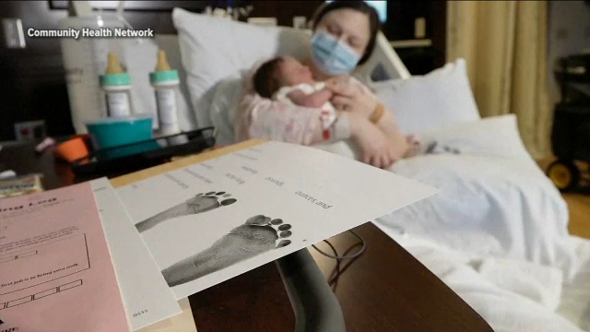 Baby boom resulting from coronavirus pandemic quarantine, hospital finds