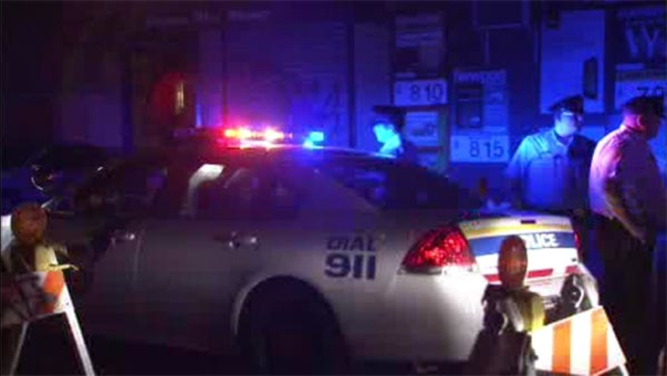 Person questioned after theft at Grays Ferry house party