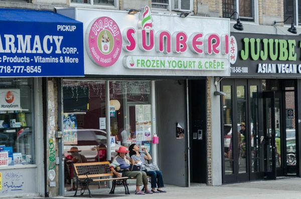 "<div class=""meta image-caption""><div class=""origin-logo origin-image none""><span>none</span></div><span class=""caption-text"">Sunberi is a frozen yogurt shop on 30th Avenue near 35th Street in Astoria. (WABC Photo/ Mike Waterhouse)</span></div>"
