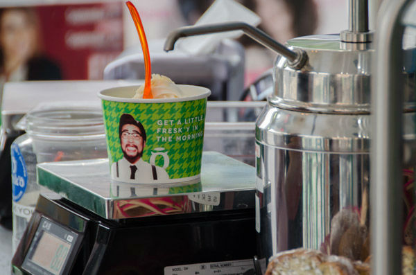 """<div class=""""meta image-caption""""><div class=""""origin-logo origin-image none""""><span>none</span></div><span class=""""caption-text"""">Frozen yogurt is priced by weight in the 'frozen yogurt district,' while ice cream shops stick with traditional per-item pricing. (WABC Photo/ Mike Waterhouse)</span></div>"""