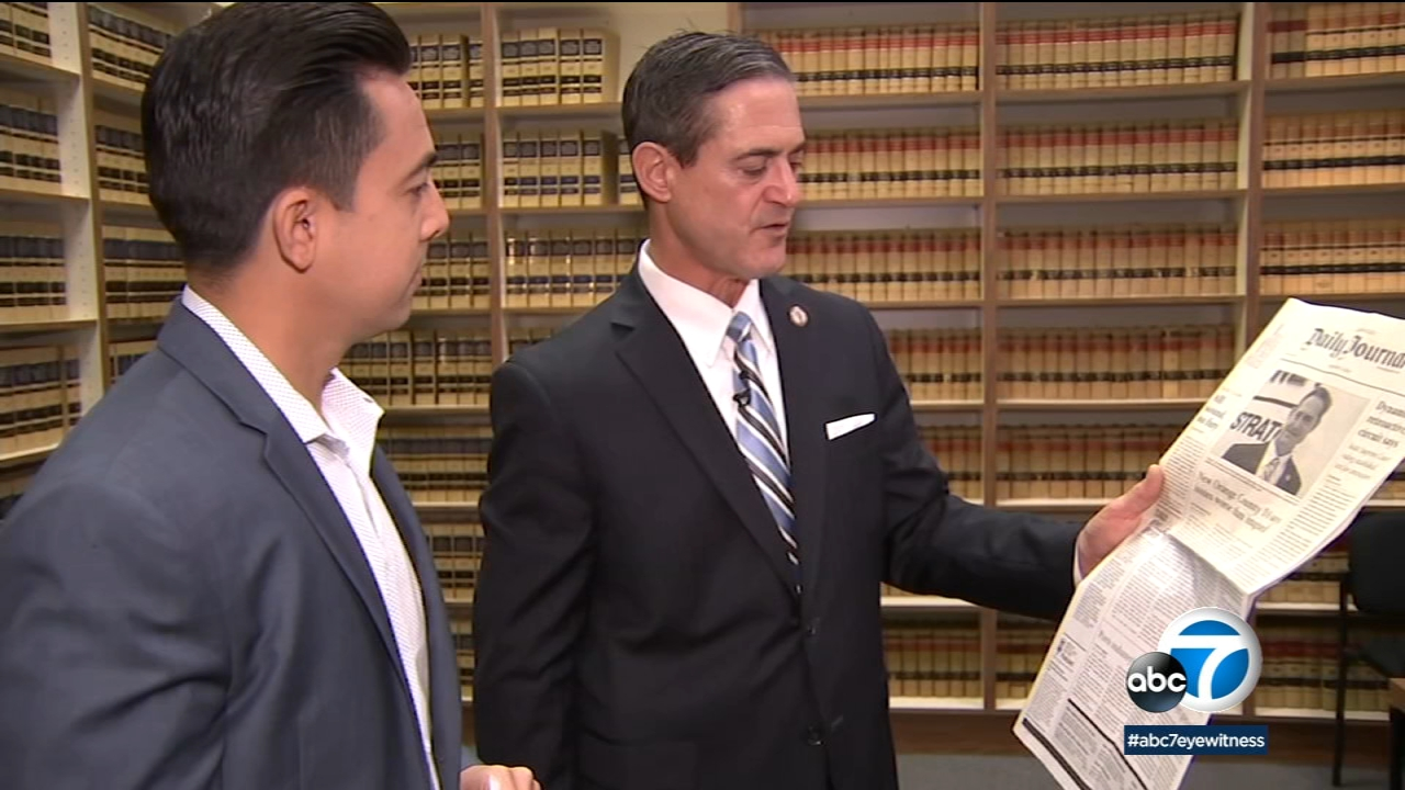 Orange County District Attorney Todd Spitzer drops cases affected by mishandled evidence