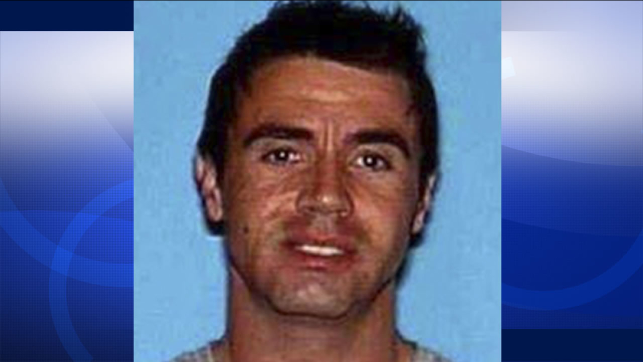 The body of 39-year-old James Michael Millet Jr. was found above Yosemite Valley Tuesday, Sept. 2, 2015.