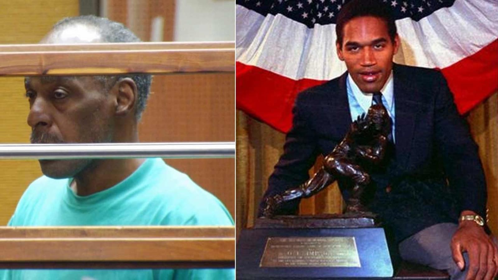 Apple Valley man charged in OJ Simpson Heisman Trophy ... Oj Simpson Not Guilty Plea