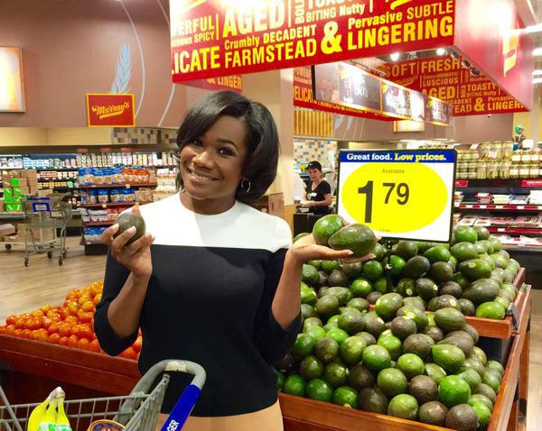"""<div class=""""meta image-caption""""><div class=""""origin-logo origin-image none""""><span>none</span></div><span class=""""caption-text"""">Samica Knight grocery shopping (KTRK Photo)</span></div>"""