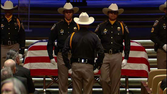 "<div class=""meta image-caption""><div class=""origin-logo origin-image none""><span>none</span></div><span class=""caption-text"">Law enforcement from around the country gather at Second Baptist Church in Houston to honor fallen Deputy Darren Goforth (KTRK Photo/ KTRK)</span></div>"