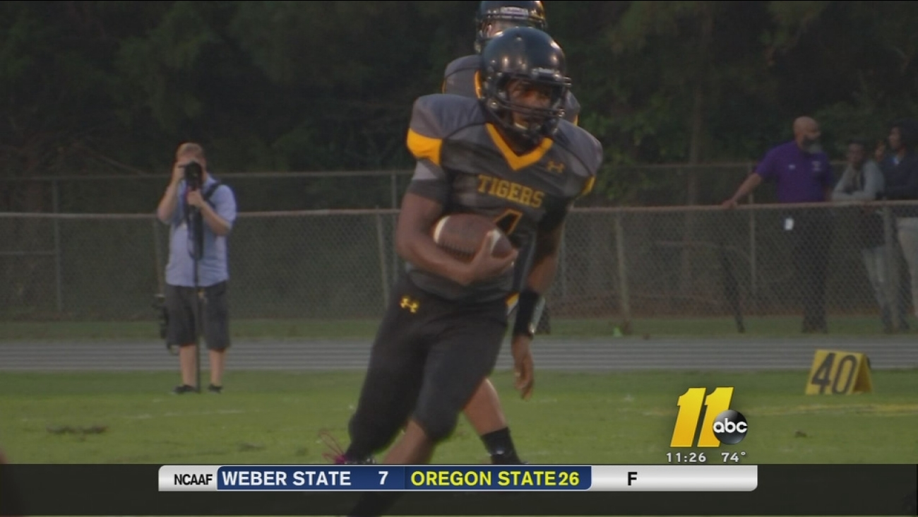 Friday Night Football Scores And Highlights Abc11 Com