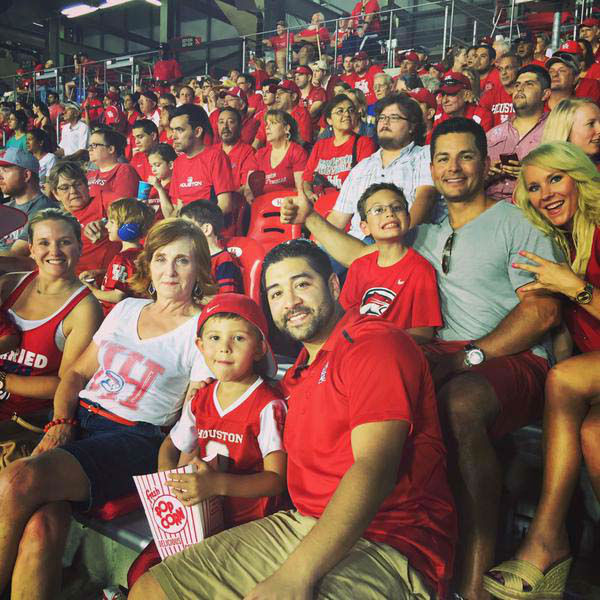 """<div class=""""meta image-caption""""><div class=""""origin-logo origin-image none""""><span>none</span></div><span class=""""caption-text"""">Erik Barajas and his family at the UofH home opener (KTRK Photo)</span></div>"""