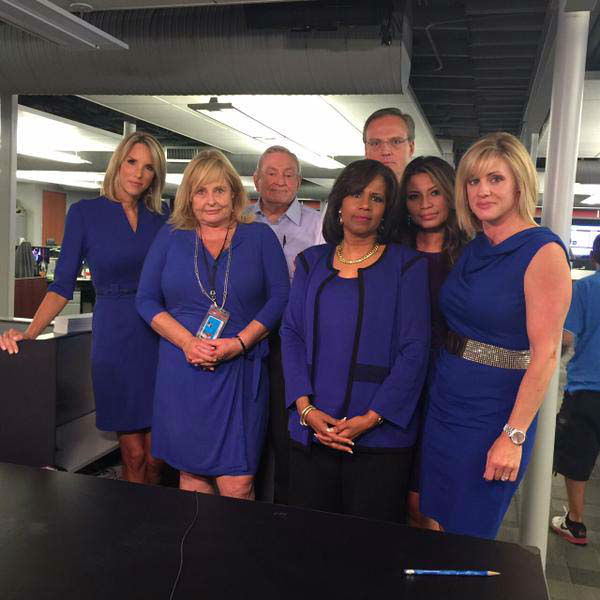 """<div class=""""meta image-caption""""><div class=""""origin-logo origin-image none""""><span>none</span></div><span class=""""caption-text"""">Our team wearing blue to show support for law enforcement officers (KTRK Photo)</span></div>"""