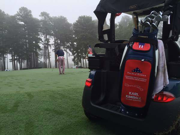 """<div class=""""meta image-caption""""><div class=""""origin-logo origin-image none""""><span>none</span></div><span class=""""caption-text"""">Karl Kimball and the Hillandale Golf Course raise thousands for the Folds of Honor Foundation (WTVD Photo/ ABC11 Photojournalist Jim Schumacher)</span></div>"""