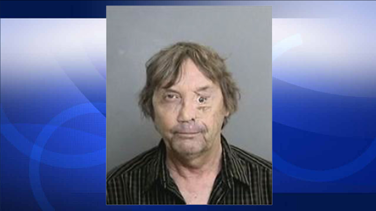 David Bruce, 65, was arrested on Tuesday, Sept. 8, 2015 at his home in unincorporated Anaheim on charges of child molestation and child porn.