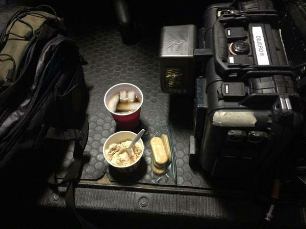 """<div class=""""meta image-caption""""><div class=""""origin-logo origin-image none""""><span>none</span></div><span class=""""caption-text"""">A nice viewer dropped off food and water for our crew out in the field (KTRK Photo)</span></div>"""