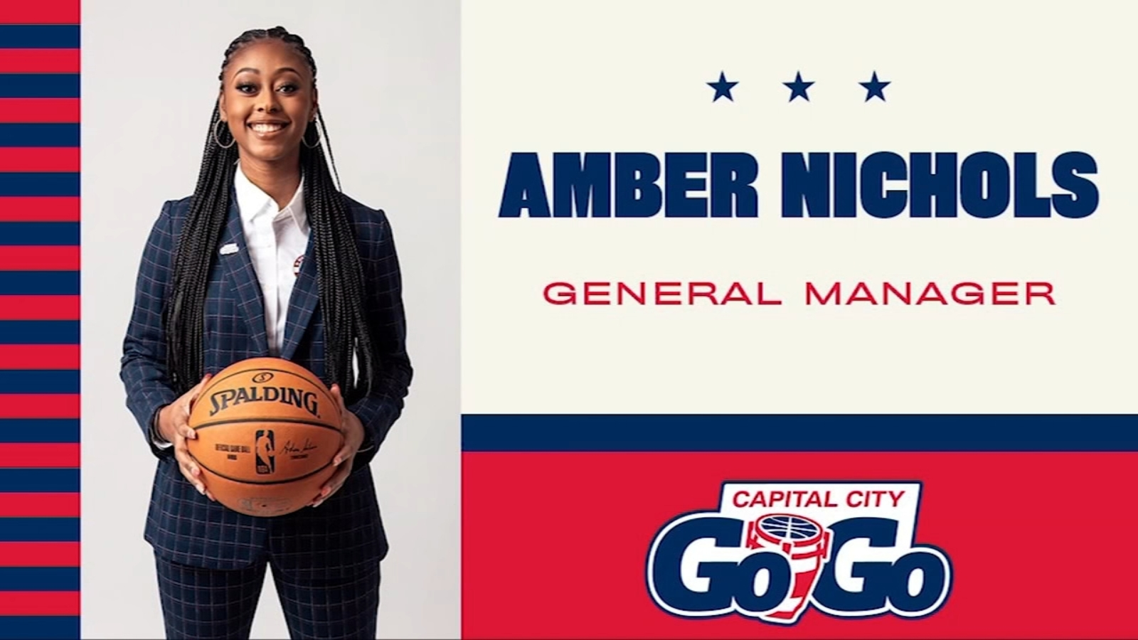 Raleigh Native Just 2nd Woman Named Gm Of Men S Pro Basketball Team Abc11 Raleigh Durham