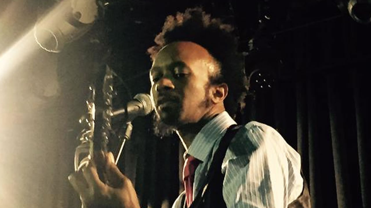 Oakland's Fantastic Negrito played a free concert at San Francisco's Independent, Sept. 11, 2015.
