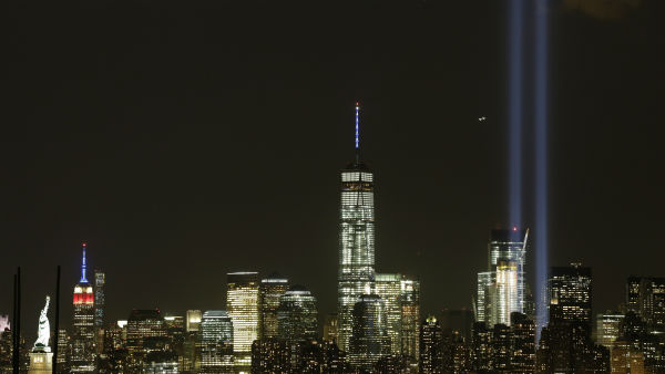 "<div class=""meta image-caption""><div class=""origin-logo origin-image none""><span>none</span></div><span class=""caption-text"">The Tribute in Light rises above the New York skyline Friday, Sept. 11, 2015. (AP Photo/ Mark Lennihan)</span></div>"