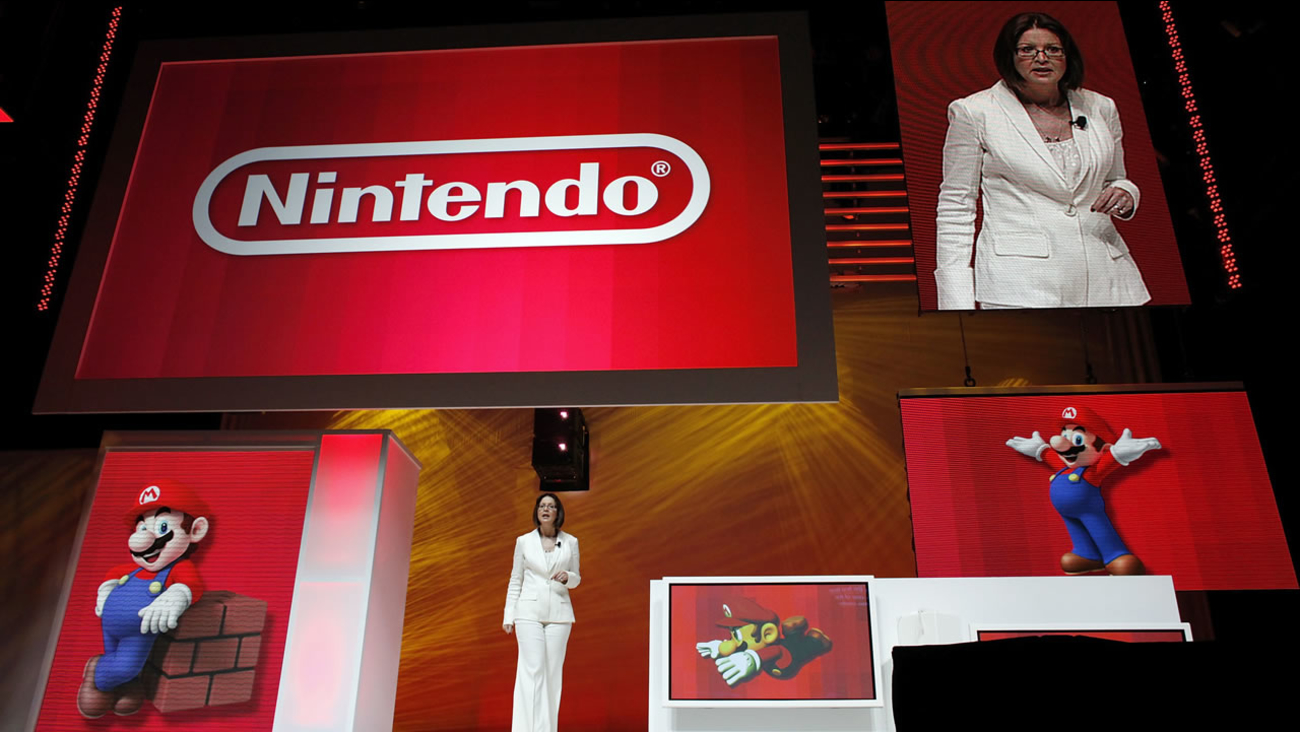 FILE: Nintendo is marking the 30th anniversary of Super Mario Brothers.