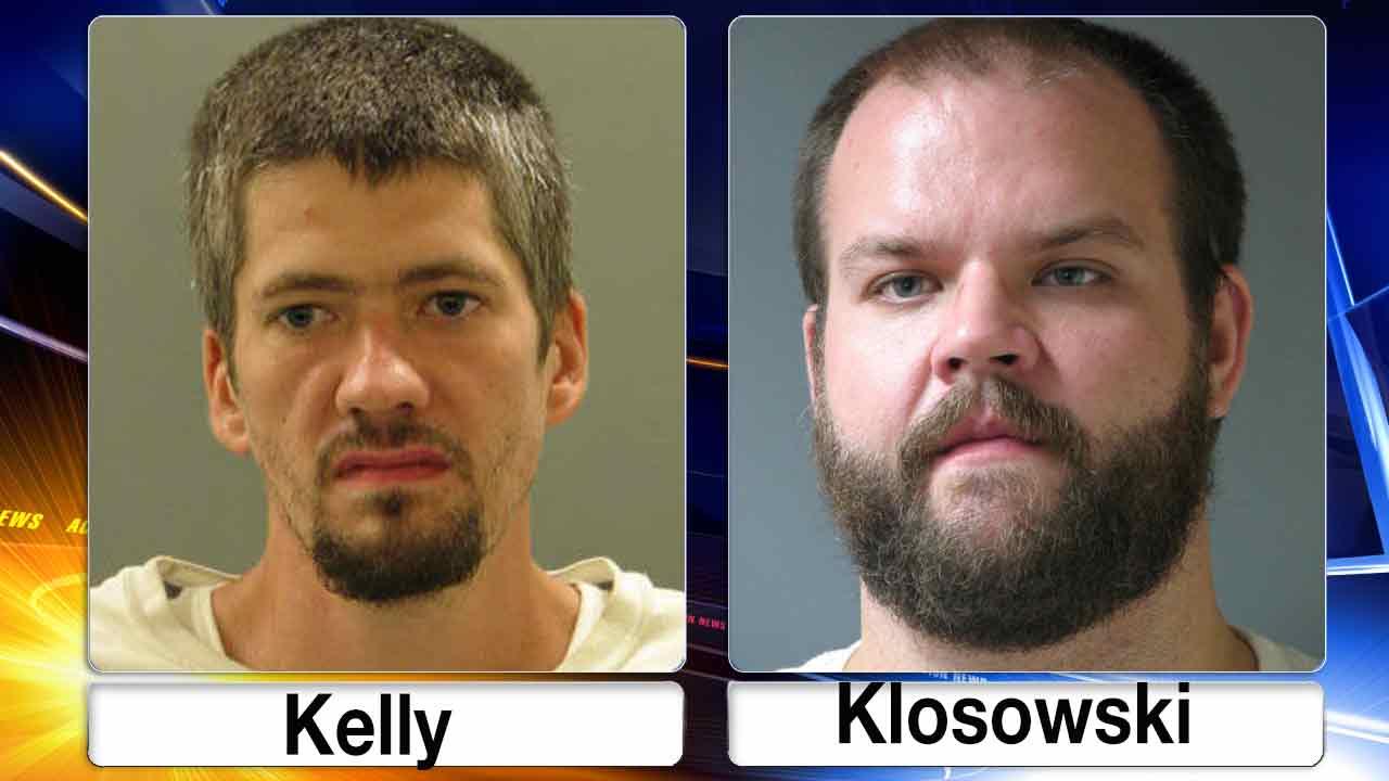 Jimmy J. Kelly and Joseph Klosowski