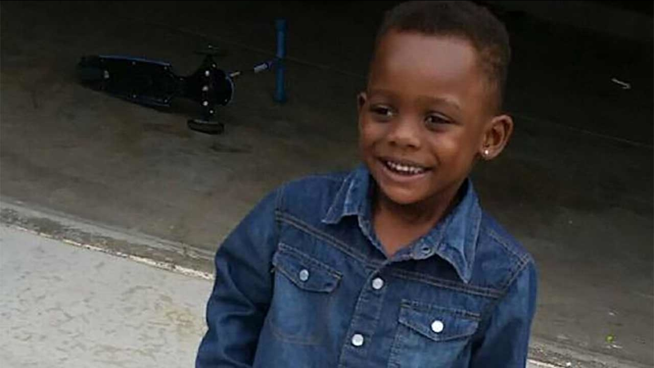 San Diego police issued an Amber Alert for 4-year-old Wesley Hilaire on Sunday, Sept. 13, 2015.