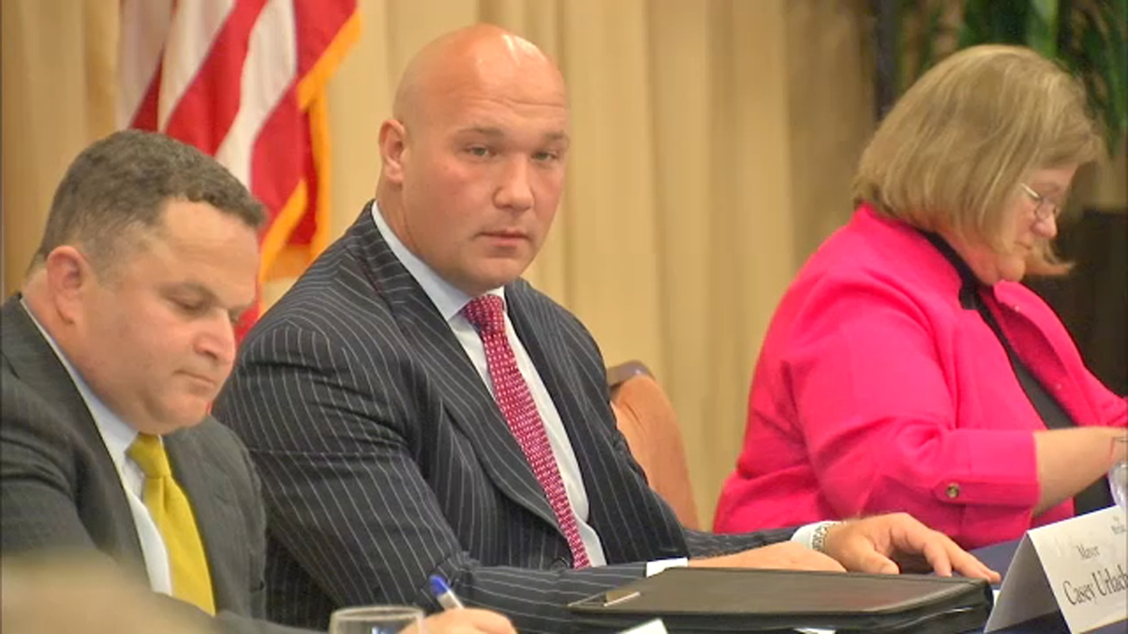 President Donald Trump pardons include Casey Urlacher, brother of Brian Urlacher, charged in illegal gambling business