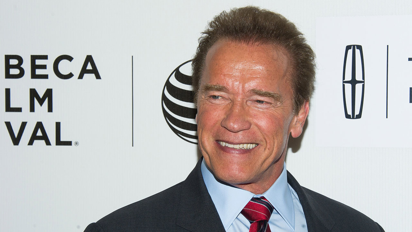 Arnold Schwarzenegger assaulted with flying kick during fitness event in South Africa
