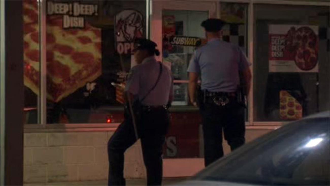 2 sought in North Philadelphia pizza shop robbery